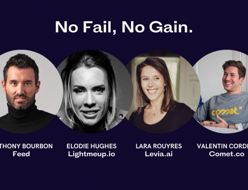 No Fail, No Gain: Tremplin Edition, avec Anthony Bourbon, Lara Rouyrès, Valentin Cordier et Elodie Hughes